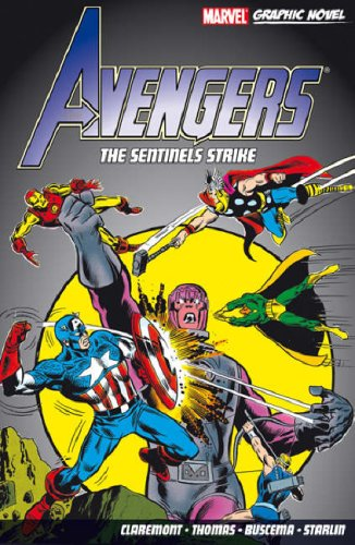 9781905239917: Avengers: The Sentinels Strike