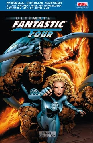 "9781905239955: Ultimate ""Fantastic Four"" Trilogy Collection"