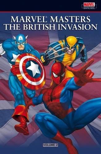 Marvel Masters: The British Invasion Vol.2: Gibbons, Dave, Davis,