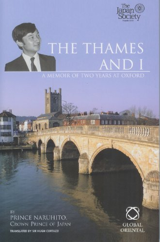The Thames and I: Crown Prince Naruhito