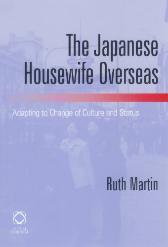 9781905246434: The Japanese Housewife Overseas