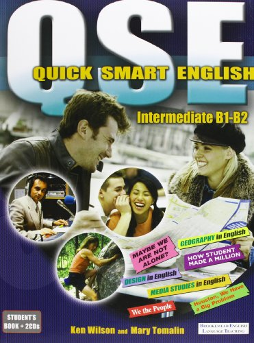 9781905248049: QSE Quick Smart English Intermediate Student's Book