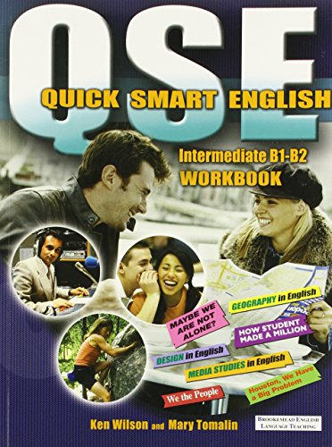 QSE Quick Smart English Intermediate Workbook (1905248059) by Ken; Tomalin, Mary Wilson
