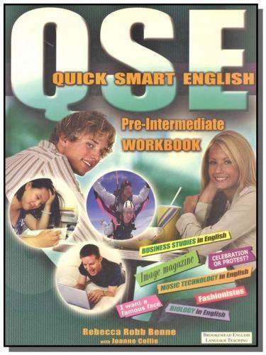 9781905248094: QSE Quick Smart English Pre-intermediate Workbook