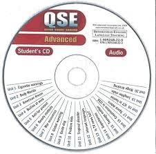 QSE Quick Smart English Advanced Student s: Ken Wilson, Mary