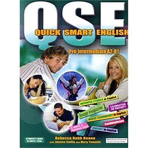 9781905248414: QUICK SMART E A2-B1 STUDENT'S BOOK + CD'S