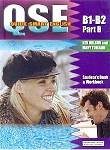 9781905248674: QSE Quick Smart English Intermediate Part B Student's Book and Workbook