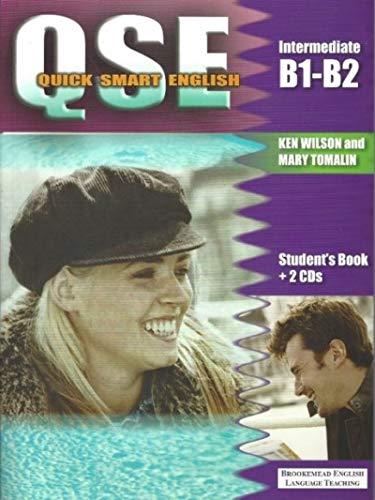 9781905248711: Quick Smart English QSE Intermediate B1-B2 Student's Book
