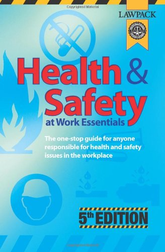 Health & Safety at Work Essentials: Duncan, Mary; Cahill, Finbar; Heighway, Penny