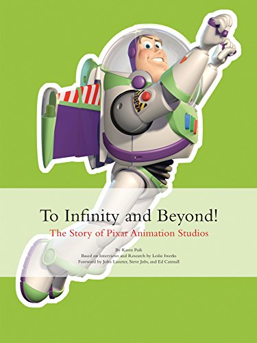 To Infinity and Beyond! (Hardcover): Leslie Iwerks
