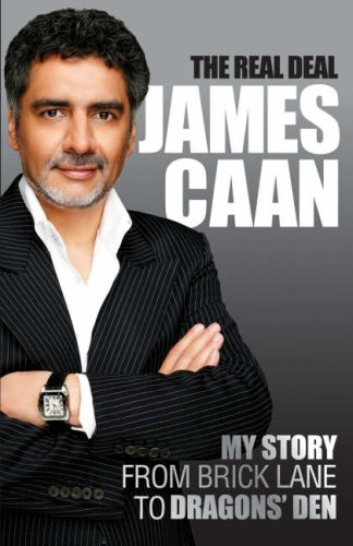 "9781905264452: The Real Deal: My Story from Brick Lane to Dragons' Den: My Story from Brick Lane to the ""Dragons' Den"""