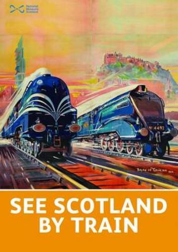 9781905267729: Scotland by Train