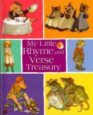 My Little Rhyme & Verse Treasury: Brimax Publishers