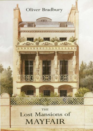 9781905286232: The Lost Mansions of Mayfair
