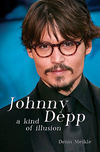 Johnny Depp. A Kind of Illusion.
