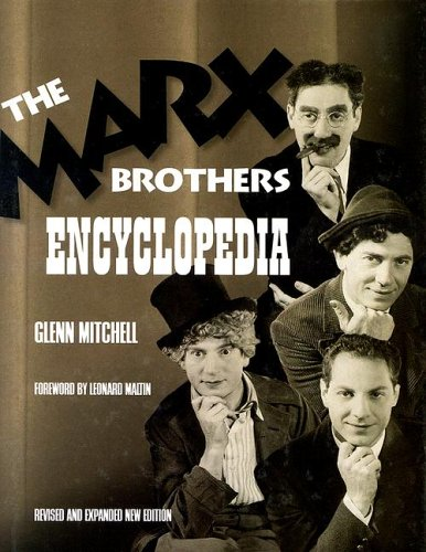 9781905287116: The Marx Brothers Encyclopedia
