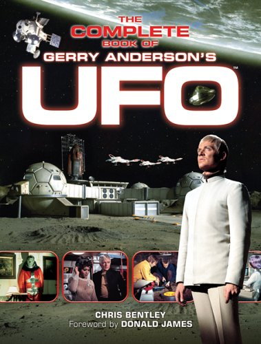 9781905287222: The Complete Book of Gerry Anderson's UFO
