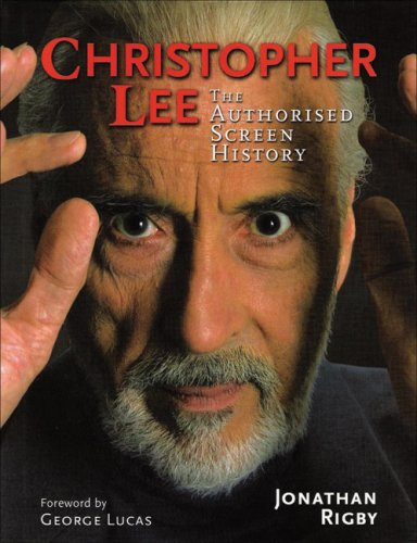 9781905287482: Christopher Lee: The Authorised Screen History