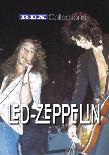 9781905287529: Led Zeppelin: Hardback Limited Edition (Rex Collections)