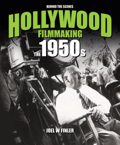 9781905287994: The 1950s: Behind the Scenes (Hollywood Filmmaking)