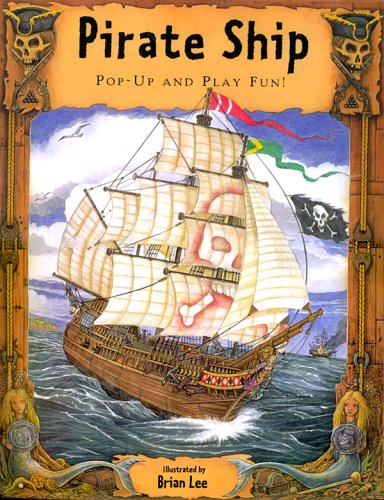 9781905288014: Pirate Ship Pop-up and Play Fun!