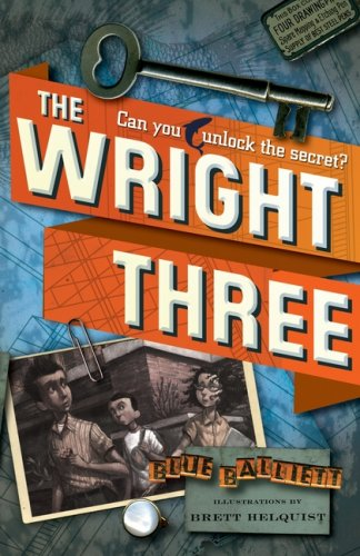 9781905294411: The Wright Three