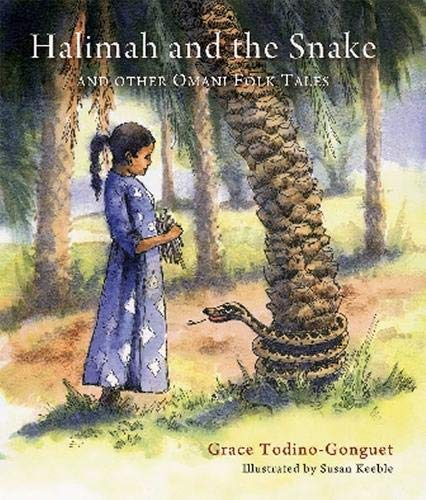 9781905299638: Halimah and the Snake and Other Omani Folktales