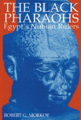9781905299744: The Black Pharaohs: Egypts Nubian Rulers