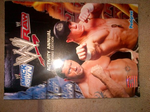 9781905302314: WWE Activity Annual 2007