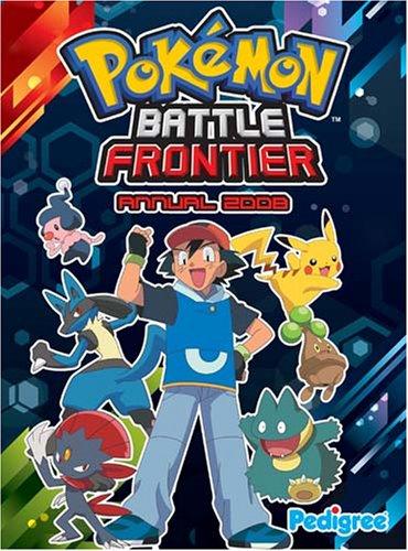 9781905302536: Pokemon Annual 2008