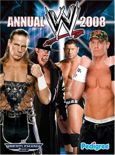 "WWE "" Annual 2008: unknown"