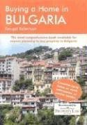 9781905303021: Buying a Home in Bulgaria: A Survival Handbook
