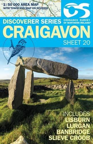 9781905306510: Craigavon (Irish Discoverer Series)