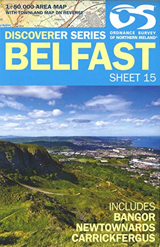9781905306725: Belfast (Irish Discoverer Series)
