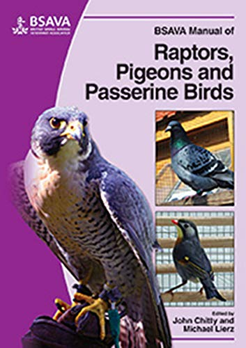 9781905319046: BSAVA Manual of Raptors, Pigeons and Passerine Birds