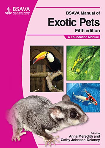 9781905319169: BSAVA Manual of Exotic Pets