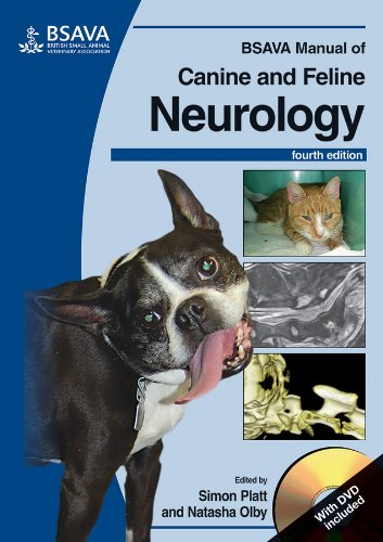 9781905319343: BSAVA Manual of Canine and Feline Neurology, (with DVD-ROM)