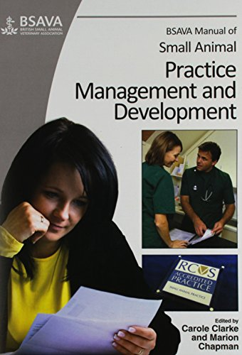 9781905319404: BSAVA Manual of Small Animal Practice Management and Development