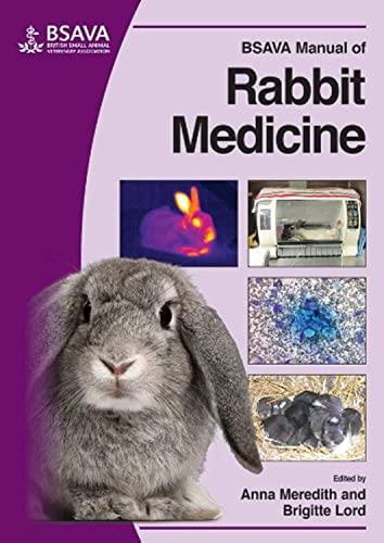 9781905319497: BSAVA Manual of Rabbit Medicine