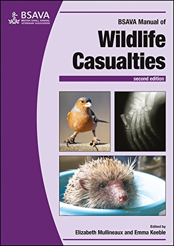 9781905319800: BSAVA Manual of Wildlife Casualties, 2nd edition