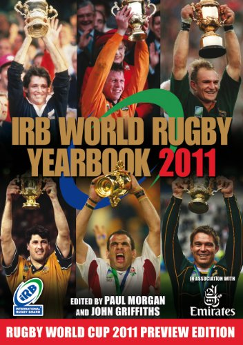 9781905326877: IRB World Rugby Yearbook 2011