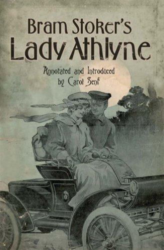 9781905328314: Lady Athlyne (Desert Island Dracula Library)