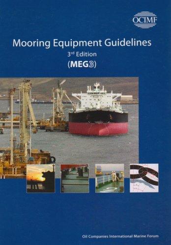 9781905331321: Mooring Equipment Guidelines: MEG3