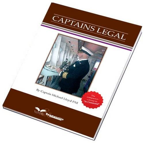 9781905331406: Captains Legal