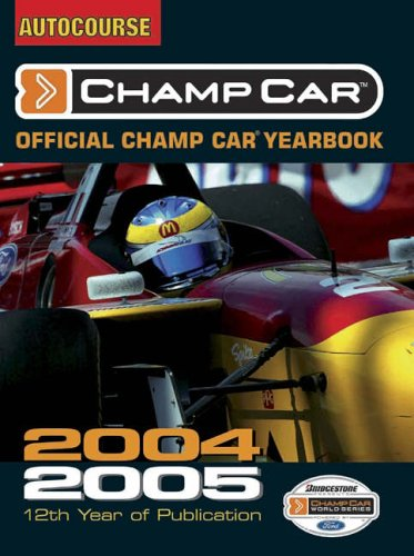 9781905334001: Autocourse Official Champ Car Yearbook, The
