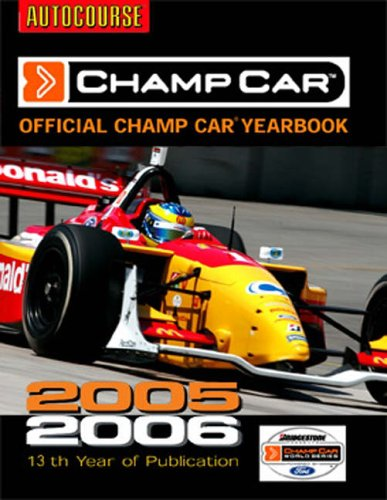 9781905334087: The Official Autocourse Champ Car Yearbook 2005/06