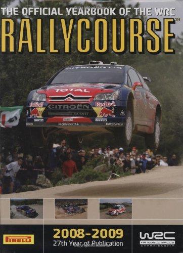 9781905334339: Rallycourse 2008-2009 (Rallycourse: The World's Leading Rally Annual)
