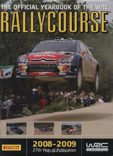 9781905334339: Rallycourse 2008-2009 (Rallycourse: The World's Leading Rally Annual)