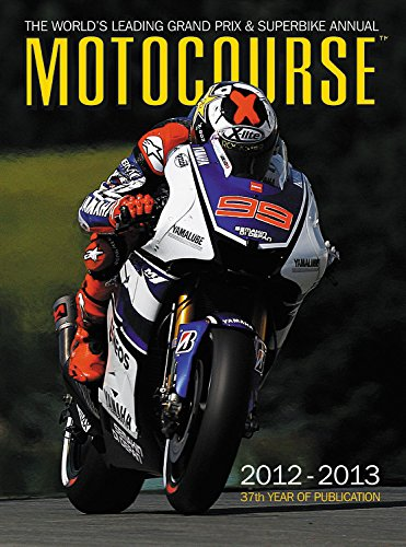 9781905334780: Motocourse 2012-2013: The World's Leading Grand Prix & Superbike Annual