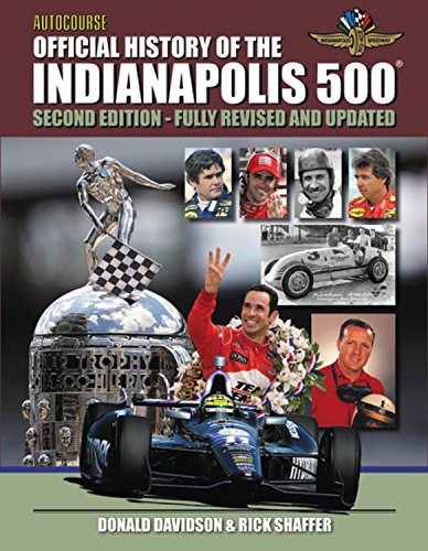 Autocourse Official Illustrated History of the Indianapolis: Davidson, Donald; Shaffer,